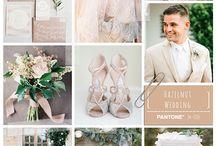 Hazelnut wedding