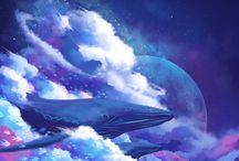 우주 고래