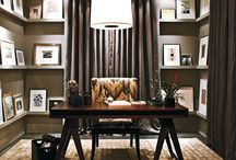 Home Decor: Office Design / by Kim Nguyen-Mendoza