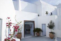 Casas griegas / Casas estilo griego