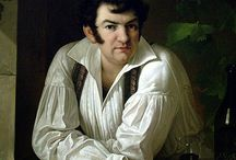 men's portraits 1820s
