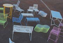 Exklusiv, Designer Sitzmöbel für Außenbereich