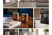 toive / KODIKAS / Kodikas sisustus syntyy valitsemalla kotiin ja keittiöön runsaasti lempeitä sävyjä ja aitoja materiaaleja.