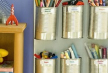 Organise storage in home