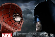 Spiderman v Batman