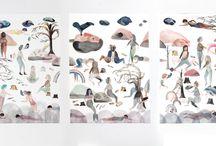 Lindsay Stripling - Illustrator/painter