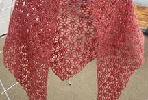 häkeln - Schals und Tücher