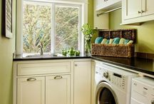 Laundry Room / by Emily Cromwell