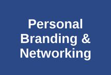 Personal Branding/Networking / Tips and resources to help people with personal branding/networking during their job search.