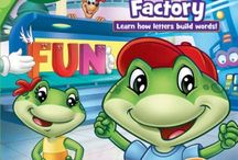 Kids learning systems & toys / by Tigra Goris