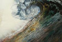 Art / Paintings / by Jose Lugo