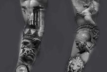 Ancient Greek tattoo ideas