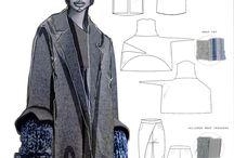 Fashion Portfolio LAYOUT / Fashion Portfolio Layout