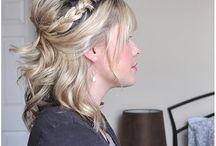 I need My hair Did!  / by Amanda Hutchins
