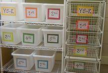 Classroom Decor & Organization / Art Classroom  / by Nicole Acosta