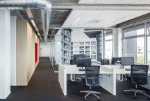 Werkplek / Nieuw kantoor