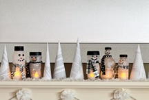 Holiday crafts / by Theressa Hoglund