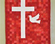 Faith quilt