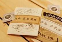 paper item♥︎ / invitation,welcome board
