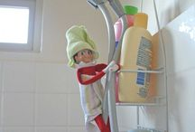 Elf of the shelf  / Cause it needs it's own board!!