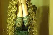 Curls / by Amber Corbell