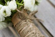 jaskry bukiet ślubny