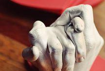 odlewy gipsowe 3D / odlewy gipsowe maluszków, starszaków i dorosłych osób, niezwykle realistyczne