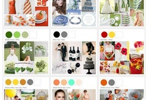 Wedding & Event Color Palettes