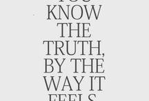 Trues