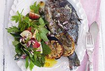 Fisch Ahoi! / Rezepte mit Fisch und Meeresfrüchten, die niemand verpassen sollte