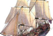 [Revolutionary War Era Ships]