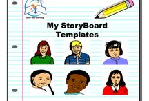 My Story Board Templates / My Story Board Templates. CHALLENGE your class or child to plan their next story or movie masterpiece with these handy storyboard templates. Writing a story or movie can be a difficult task, especially when your students have many ideas in their heads, and their not sure how they connect to make a story. Includes: 5 different storyboard templates