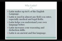 Latin / by Melissa D