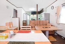 Kyoto, Osaka, Nara Accommodations / Find large, comfortable, well reviewed accommodations in Kyoto, Osaka, and Nara.