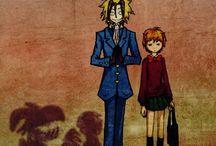 Neuro and Yako♥