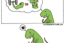 just t-rex things