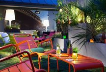 Bar & rooftop / The bar is open to everyone from Monday to Saturday from 17:00 to 0:30
