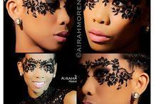 verzorging - make-up / artistiek