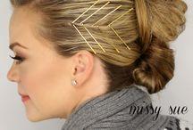 Hair wedding accessories / Accessories