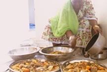 Gastronomie / Mes envies du moment... Mes rencontres culinaires en Afrique... d'autres saveurs...