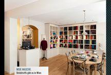 Vienna yarn shop