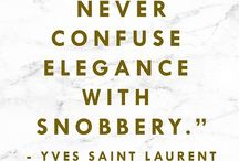 Style Quotes :: Words to Live By