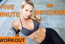 5 Minutes workout - Zuzka