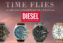 DIESEL Watches!!!! New Collection!