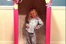 Little girls party idea