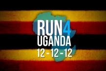UGANDA  / Una carrera por Uganda, dejando el nombre de Jesús en lo Alto.