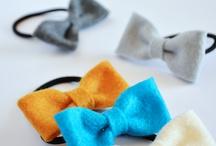 DIY: Ribbons / Do It Youself: Para cabello, decoraciones y detalles basado en cintas