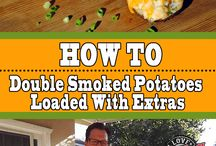 Smoked Sides Recipes