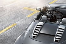 R8 Spyder / Stunning Agile Super Car