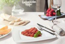 Unser Edelsortiment / Eine Auswahl unserer edlen Wurst- und Fleischsorten
